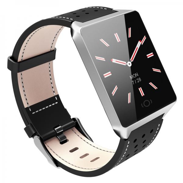 Fitness Armband Uhr Smartwatch mit Pulsmesser Blutdruckmessung Schrittzähler